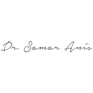 Dr. Samar Anis Logo