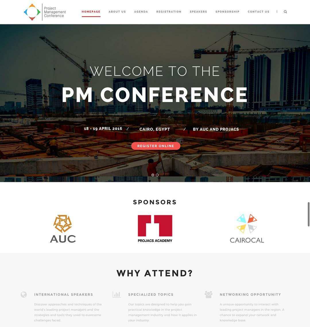PM Conference