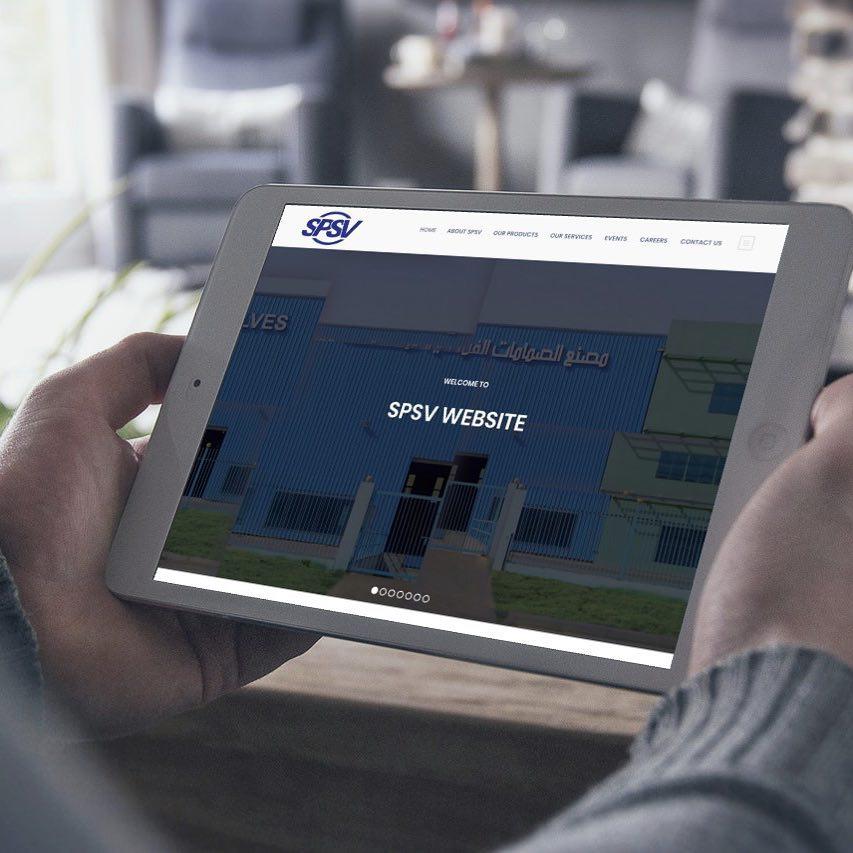 SPSV Website